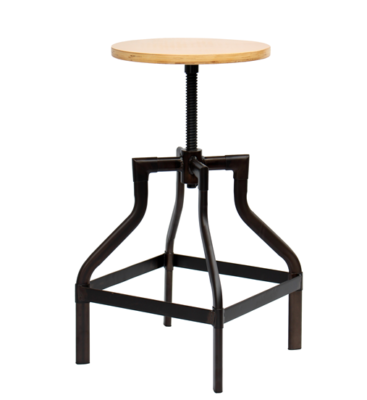 Edison Screw Top Stool