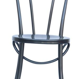 Bistro dining chair in Charcoal