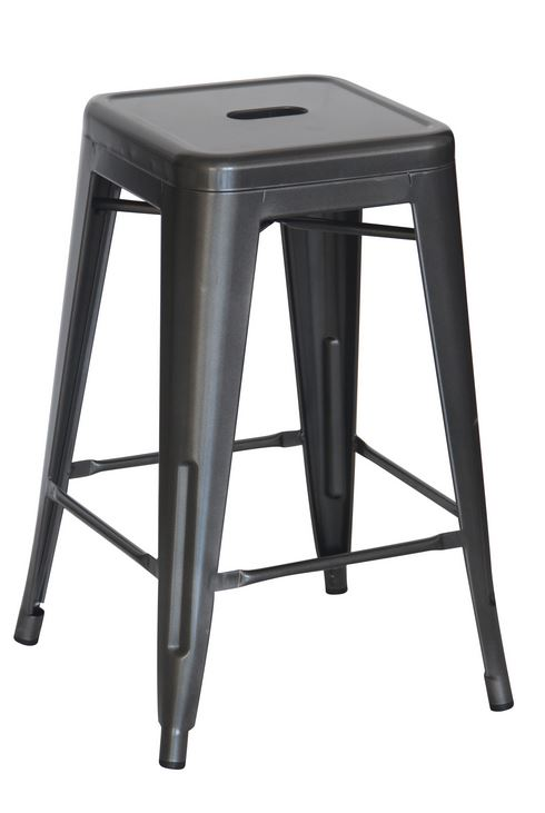 Charcoal Handle 29″ Bar Stool (2431204)