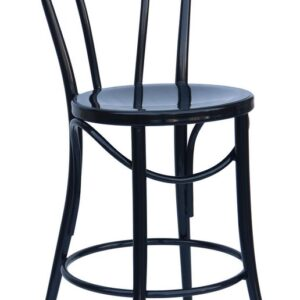 """Bistro 24"""" Counter Stool in Black"""